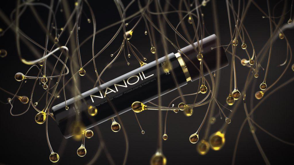 Nanoil - ideelle skønhedsprodukt