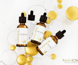 Nanoil topbedømt anti-rødme ansigtsserum